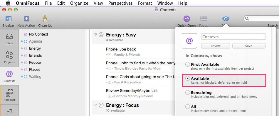 article-daily-omnifocus-routine-contexts-available-actions